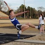 Track and Field: Holcomb named to All-County Team