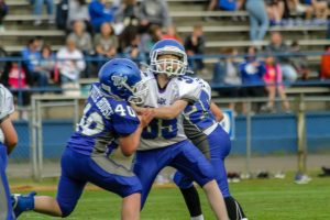 Football Photos: WHMS Blue and White Game (Gallery #1)