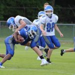 Football Photos: WHMS Blue and White Game (Gallery #2)