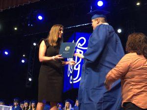 Photos: WHHS Graduation #2 (Diplomas)