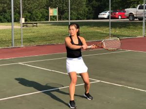 Tennis Photos: Summer Workout on Friday