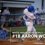 Baseball: Worrell named to 2019 MidTN Senior Baseball Classic Roster