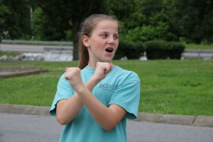 Cheer Photos: Middle School Practice
