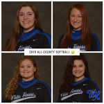 Softball: Four Lady Devils named All-County