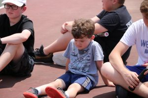 Tennis Photos: Youth Camp