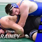 Wrestling: Rainey named TSWA All-State