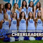 Meet the 2019 WHHS Cheerleaders!
