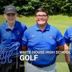 Meet the 2019 WHHS Golf Team!