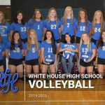 Meet the 2019 WHHS Volleyball Team!