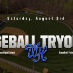 Baseball: High School tryouts Saturday, August 3rd
