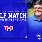 Gameday: Golf vs. WH Heritage | Thursday 3:30 pm