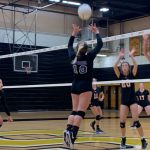 Volleyball: Devils go 3-3 in Springfield Play-Day, JV 5-1