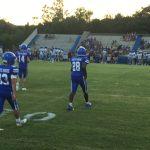 Football Live: WH Freshmen 6, Goodpasture 0 – 8:08 1st