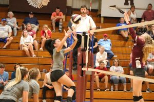 Volleyball Photos: WH at East Robertson