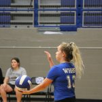 Volleyball Photos: Gallatin at WH