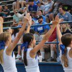 Cheer Photos: Hawkins at WHMS