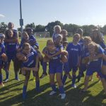 Soccer: Middle School Lady Devils shutout Hunter