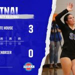 Volleyball: Lady Devils sweep Greenbrier