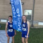 Cross Country: Marsh, Cooper finish 3rd at Macon County