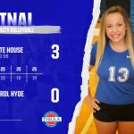 Volleyball: White House sweeps Merrol Hyde