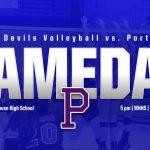 Volleyball: Lady Devils host Portland Thursday 5 p.m.