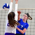 Volleyball Photos: Portland at WH (Phil Stauder)