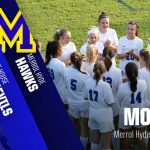 Soccer: Merrol Hyde at White House, Monday 7 pm