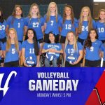 Volleyball: Gameday vs. Westmoreland 5 pm