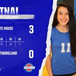 Volleyball: Lady Devils shut out Westmoreland, 3-0