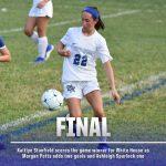 Soccer: Stanfield gets game winner versus Merrol Hyde (updated)