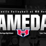 Gameday: Volleyball at White House Heritage