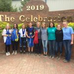 WH FFA Team is Walking Horse Celebration Champs!