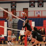 Volleyball Photos: WH at WH Heritage