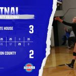 Volleyball: Lady Devils win five set thriller over Macon County