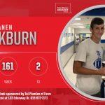 Football: Ranen Blackburn is Farm Bureau POTW (Week 4)