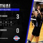 Volleyball: White House sweeps Greenbrier again, 3-0