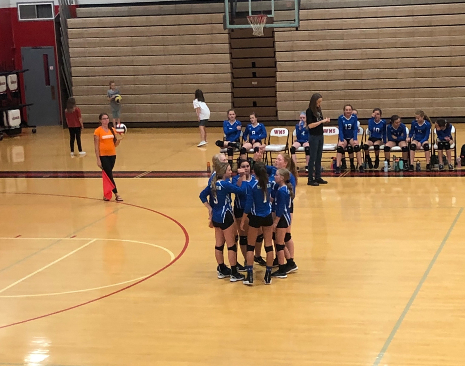 Volleyball: WHMS back on winning track, JV stays undefeated