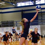 Volleyball: Heritage sweeps White House in straight sets
