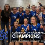 Volleyball: WHMS JV wins Sumner County Tournament