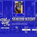 Volleyball: Senior Night Wednesday