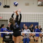 Volleyball: District 11-AA Volleyball Schedule at Portland