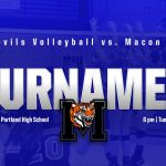 Volleyball: Lady Devils play District 11-AA at 6 pm