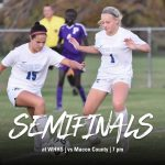 Gameday: District 9-AA Soccer Semifinals vs. Macon County