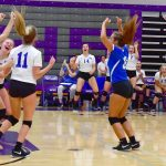 Macon County Times: Tigerettes volleyball defeats White House