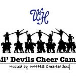 Blue Devils Cheer Camp is Saturday, Oct. 19th 9-12