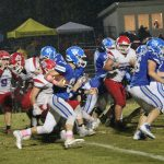 Football Photos: Montgomery Central at WH