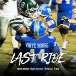 Football: White House at Greenbrier, 7 pm