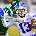 Connection: White House dominates Greenbrier, 29-0