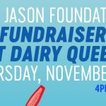 Dairy Queen fundraiser to benefit The Jason Foundation Nov. 14th