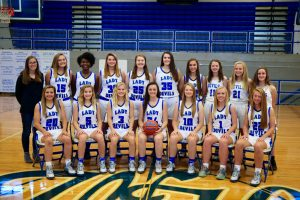 Basketball Photos: Girls Team 2019-2020